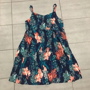Old Navy Floral Maternity Dress